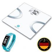 Diagnostická váha BEURER BF 710 BT + AS 81 TURQOIS