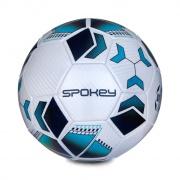 AGILIT Fotbalový míč bílo-tyrkysový vel.4