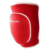 MELLOW-Chrániče na volejbal  XS červené