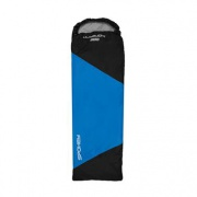 Spokey ULTRALIGHT 600  II spací pytel  černo/modrý, levé zapínání