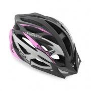 Spokey FEMME Cyklistická přilba pro dospělé IN-MOULD, 55-58 cm