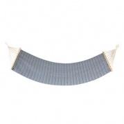 Spokey ZUNI Houpací síť do 120 kg, modro-bílá