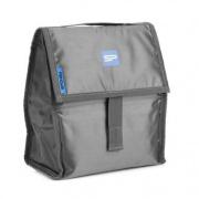 Spokey LUNCH BOX ICE Termo taška s chladícím gelem ve stěnách