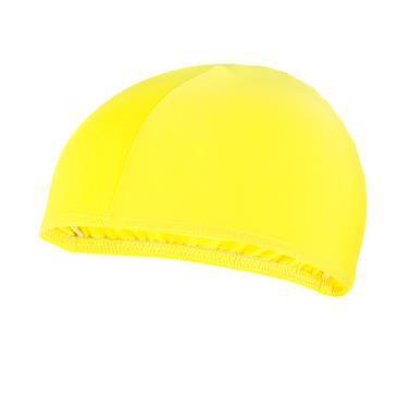 Spokey LYCRAS Plavecká čepice lycra žlutá