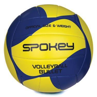 Spokey BULLET  Volejbalový míč žluto-modrý  rozm.5