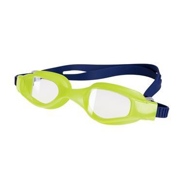 Spokey ZOOM Plavecké brýle limeta s modrou