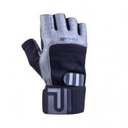 Spokey GUANTO II fitness rukavice černo-šedé