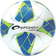 Spokey NEO FUTSAL II Míč na halový fotbal modrý č.4