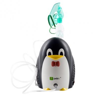 Kompresorový inhalátor Intec Pingwin